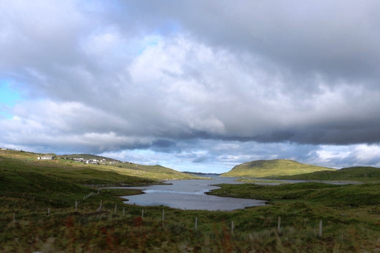 Isle of Lewis lake