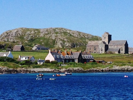 Leaving Iona